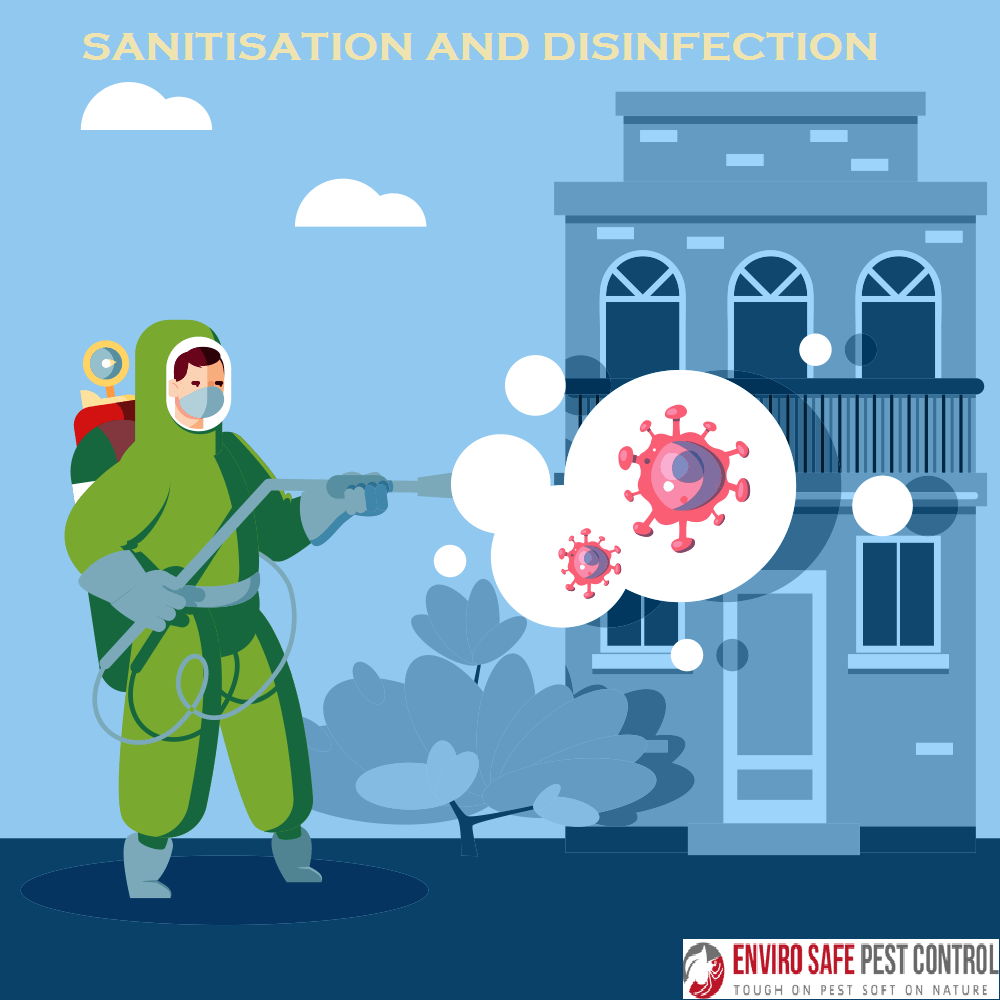 Sanitisation and Disinfection